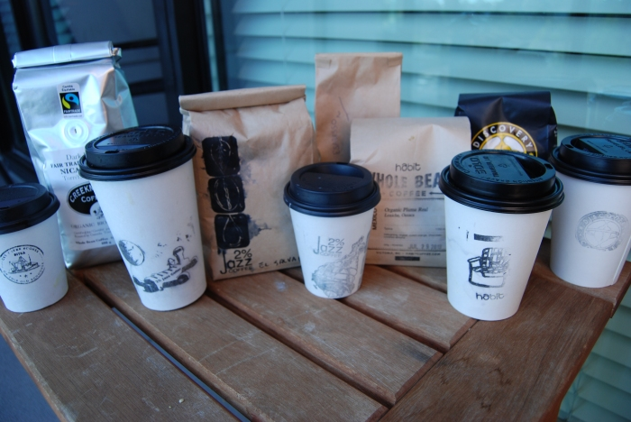 Coffee collection